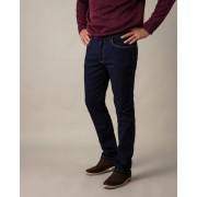Gentlemen Selection Ultra Stretch Jeans marine/schwarz male 54