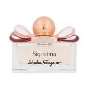 Salvatore Ferragamo Signorina eau de parfum 50 ml donna
