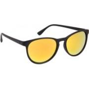 Knockaround Oval Sunglasses(Red)