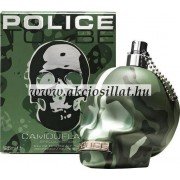 Police To Be Camouflage EDT 125ml