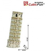 CubicFun C706H Leaning Towers of Pisa Puzzle