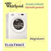 Whirlpool FWL61083W EU elöltöltős mosógép , A+++ energiaosztály , 6 kg kapacitás ,