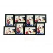 Tablou compus din 8 rame foto, pentru cupluri