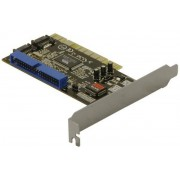 DeLOCK IDE/SATA PCI Adapter Interno IDE/ATA,SATA scheda di interfaccia e adattatore