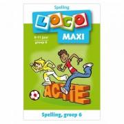 Lobbes Maxi Loco - Spelling groep 6 (9-11)
