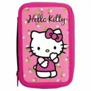 Penar 2 Compartimente Echipat Hello Kitty