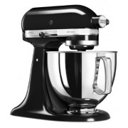 Mixer cu bol KitchenAid Artisan 2017, 4.8l, 300W (Onyx Black)