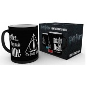 GYE Harry Potter - Deathly Hallows Heat Change Mug