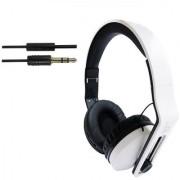ha wired abs HWKC540 headphone White