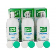 Разтвор Opti-Free PureMoist 3 x 300 ml