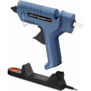 Pistol de lipit Gluematic 5000 Steinel fara fir mobil putere 500W 11mm 220 and deg C 22g/min 2 duze 5 baghete adeziv and Oslash 11mm