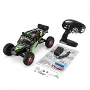KMtar5MX FY-03 Eagle-3 1:12 4WD 2.4G Full Scale Desert Off-Road RC Remote Controller Car Model with Left/Right Mode