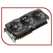 Видеокарта ASUS Radeon RX 580 1360Mhz PCI-E 3.0 8192Mb 8000Mhz 256 bit DVI 2xHDMI HDCP Strix OC Gaming ROG-STRIX-RX580-T8G-GAMING