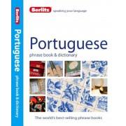 Berlitz Portuguese Phrase Book & Dictionary, Paperback