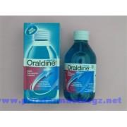 ORALDINE MENTA 200 ML 210427 ORALDINE MENTA COLUTORIO - (200 ML )