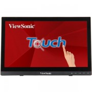 "Touch Screen, ViewSonic 15.6"", TD1630-3, 12ms, 10Mln:1, HDMI, 1366x768"