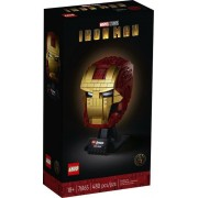 Lego Marvel Super Heroes (76165). Casco di Iron Man