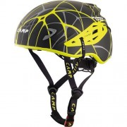Kask Camp Speed - czarno-zielony