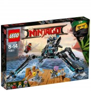 Lego The LEGO Ninjago Movie: Guerrero acuático (70611)