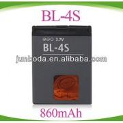 Original Nokia BL-4S BL 4S BL4S Battery For Nokia 1006 2680s 3600s 3602s 3710f 3711 6202c 6208c 7020 7100s 7610c 7610s x3-02