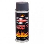 Spray vopsea gri antracit CHAMPION etriere ,universal rezistent termic 800°C 400ml