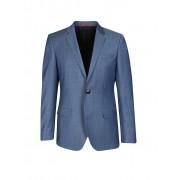 HUGO Sakko Slim-Fit Henry blau 48