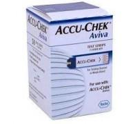 Roche diabetes care italy spa Accu-Chek Aviva 50str