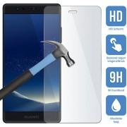 Sterke screenprotector voor Huawei P8 Lite 2017 2.5D 9H tempered glass