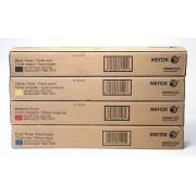 Xerox WorkCentre™ 7965 7975 Color 550 560 CMYK Toner Set 006R01521 006R01522 006R01523 006R01524