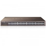 "TP-Link TL-SF1048 - 48-ports 10/100 Mbps Switch, 1U / 19"" rack-mountable"