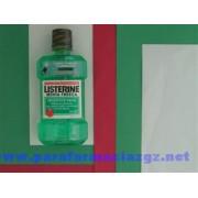 LISTERINE MENTA FRESCA 250ML 160465 LISTERINE - (MENTA FRESCA 250 ML )