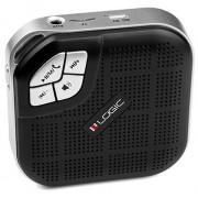 Boxa Portabila Logic LS-03B, Bluetooth (Negru)