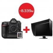 Nikon D5 body Bonus Monitor Eizo si XDQ Sony