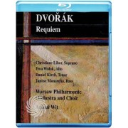 Video Delta Antonin Dvorak - Requiem - Blu-Ray