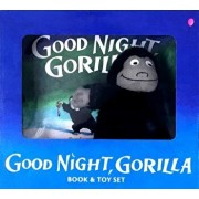 Good Night, Gorilla Book and Plush Package [With Toy], Paperback/Peggy Rathmann