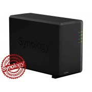 Synology NAS DS218play (2 HDD) 1GB HU DS218PLAY