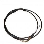 Cablu acceleratie GY6 cu placuta - 1.90 m