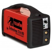 Invertor sudura TECHNOLOGY 216 HD, 230 V