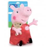 Peluche con sonidos Peppa Pig - Famosa