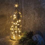 Sirius LED snowflake string lights Nynne, 20 bulbs