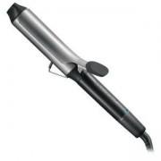 Маша за къдрене Remington Ci5538 Pro Big Curl, Високотехнологично керамично покритие с черен титан, 210ºC, Черен/Сив