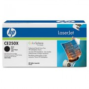 HP CE250X Black