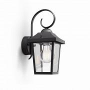 Philips venkovní nástěnné svítidlo Philips 17236/30/PN - černá