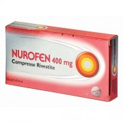 Reckitt Benckiser H.(It.) Spa Nurofen*12cpr Riv 400mg Pvc/al