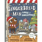 The Gingerbread Man Loose at Christmas, Hardcover