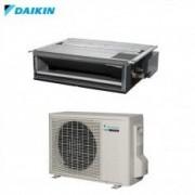 Daikin CLIMATIZZATORE CONDIZIONATORE DAIKIN FDXM35F 12000 BTU DC INVERTER PLUS ULTRAPIATTO CANALIZZABILE