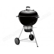 WEBER Barbecue charbon Master-Touch GBS Charcoal Grill 57 cm Black