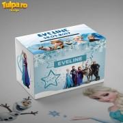 Cutie cu Elsa şi prietenii pentru plicurile de dar