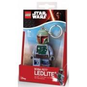 SmartLife LEGO Star Wars Boba Fett svítící figurka