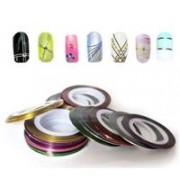 benzi decorative pentru unghii